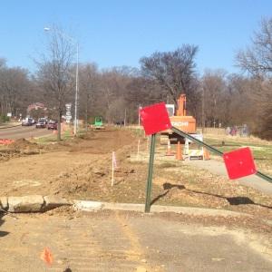 pathway construction 2